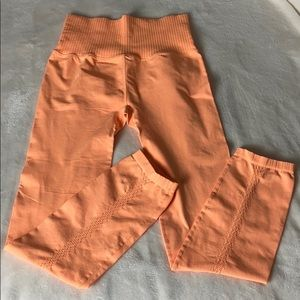Free people good karma leggings size xs/s and m/l